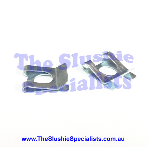 2 x Safety Clip Small - Solenoid Coil retainer 6mm