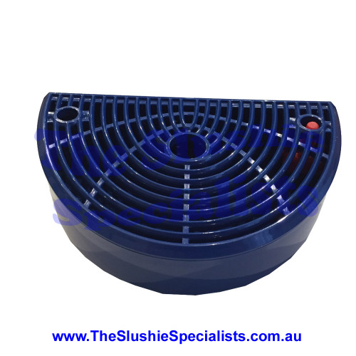 Spin Drip Tray Complete Black SL340001148