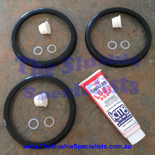 EasyCool Triple Bowl Seals Kit