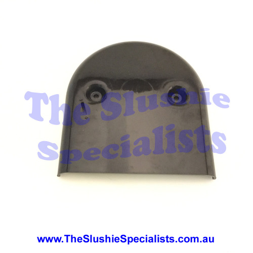 Donper Panel Rear Gearbox Cover Black, 9319040327
