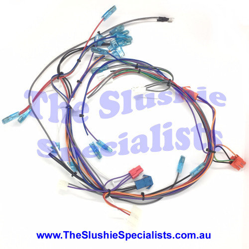Icetro - Full Wiring Loom for SSM280 - 1914947322