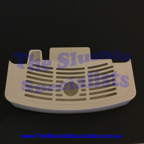 T311 Drip Tray Complete White, 9711311032