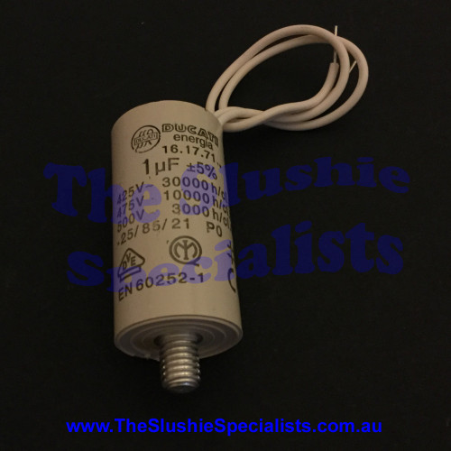 SPM Start Capacitor for Fan Motor , 2116340143, 106FC0002