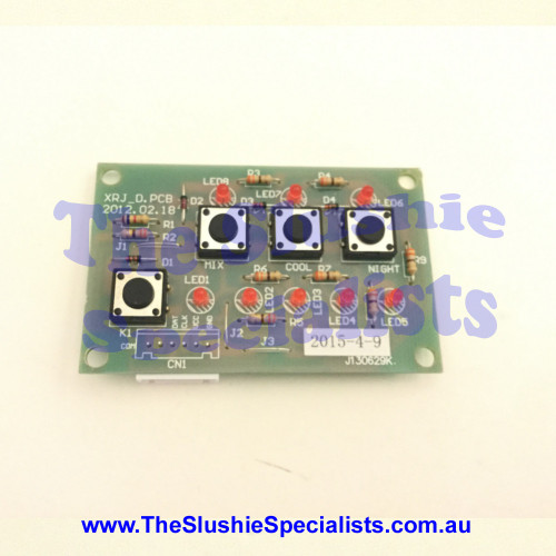 Sumstar Control Panel