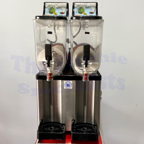 Carpigiani Double Bowl Slushie Machine GSL102s Reco
