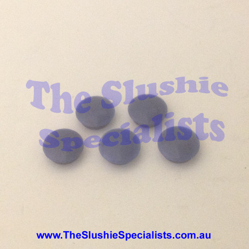 CAB - Screw Cover Blue (5 Pack)