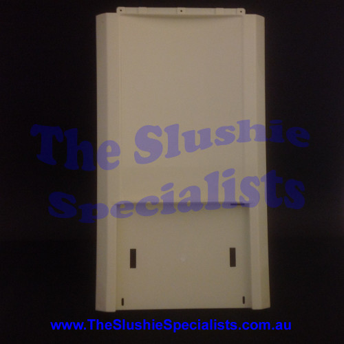 CAB Faby Panel Front White F044P