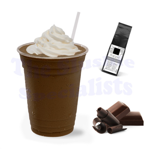 Iced Chocolate Frappe 1kg Bag