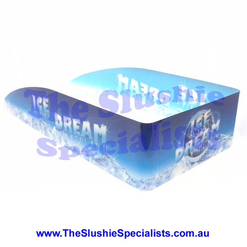 SPM Light Box Ice Dream Decal 04.BA0080.001