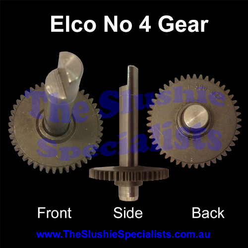 Elco No 4 Gear (Short) - EGB4S