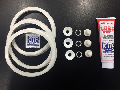 CAB Seals Kit 3 Bowl