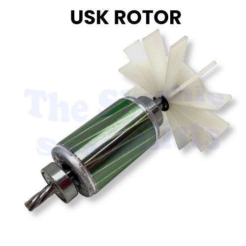 USK Rotor with large impeller - USKROTOR