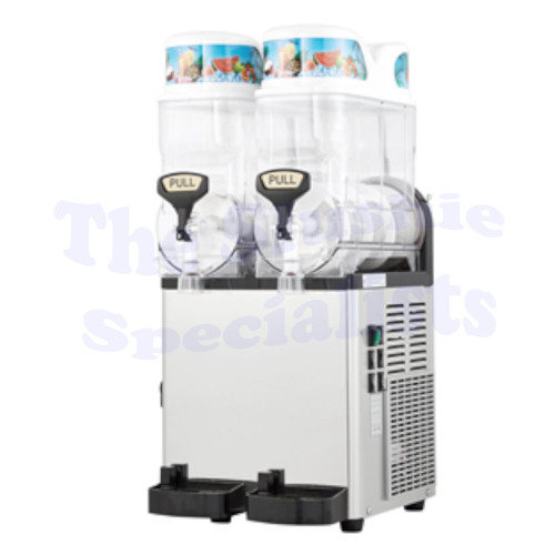 Icetro SSM280 Twin Bowl Slushie Machine