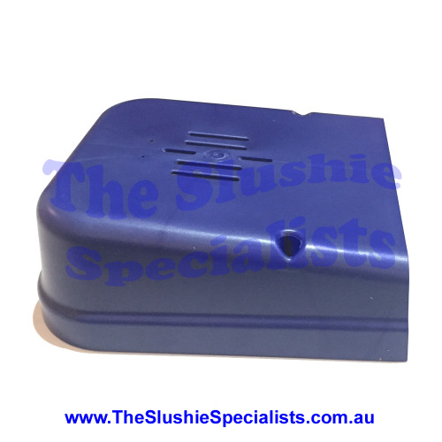 CAB Faby Lid Front Half Blue Short F406