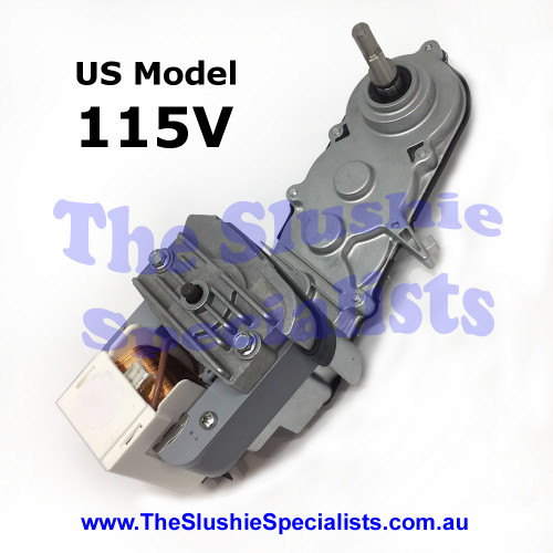 BRAS FBM Gearbox 115v US Model - 33800-04771