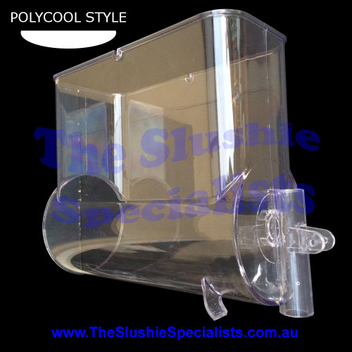 Easycool / Polycool Tank - Smiley Opening