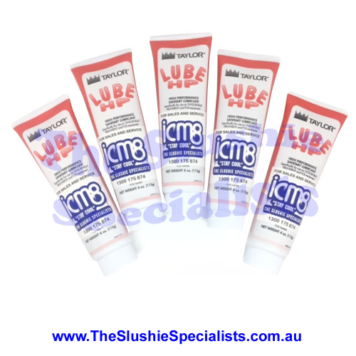 5 Tube Lube Package (Taylor HP)
