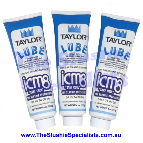 Taylor Blue Lube x3