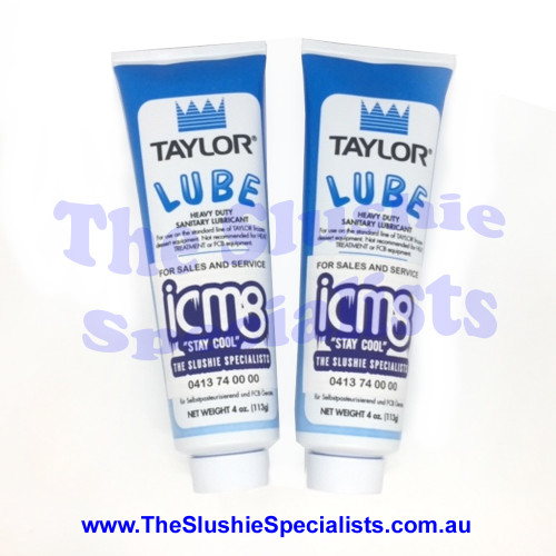 Taylor Blue Lube 2 Pack