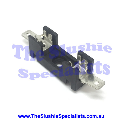 Glass Fuse Holder 6.3 x 32mm Base Mount