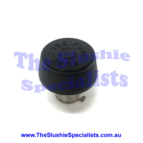 Ceramic Fuse Holder (Cap Only)