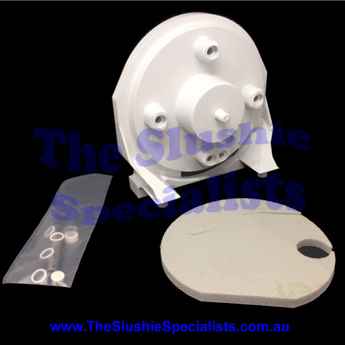 BRAS Evaporator Support Kit White Complete, 22800-15362