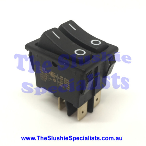 SPM Switch Double - Black 04.BA0081.001