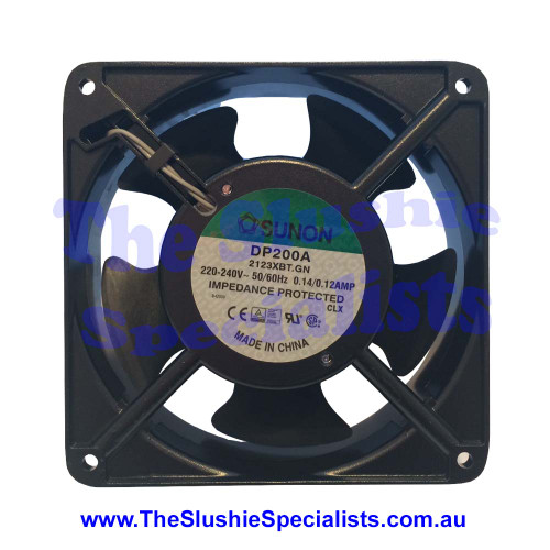 Axial Fan 80mm x 80mm x 38mm