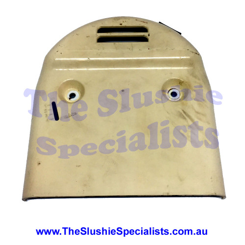 GBG Panel Gearbox Cover USED Cream with vent SL310004871