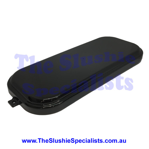 GBG Lid Flat Cover Black Front SL320000989