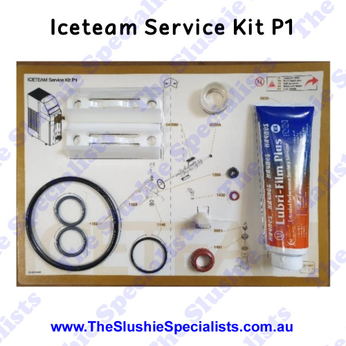 Iceteam P1 / Carpigiani - Service Kit IC193-014942