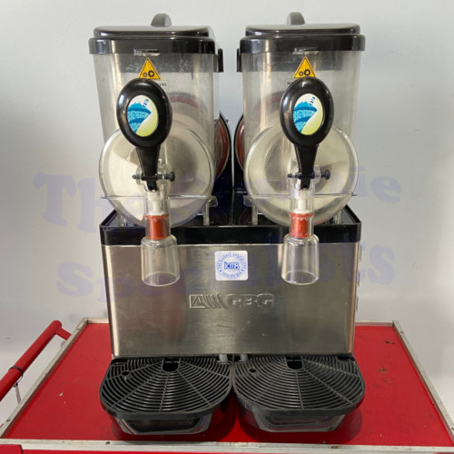 GBG Granismart 2 x 5L Slushie Machine Pre-loved Front