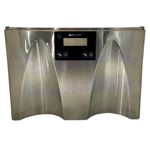 BUNN Ultra 2 Panel Front Stainless Steel