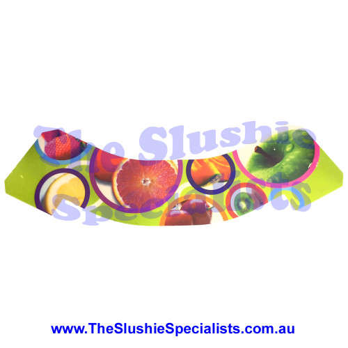 Decal - Lid GBG Granitime - Green Fruit - OEM