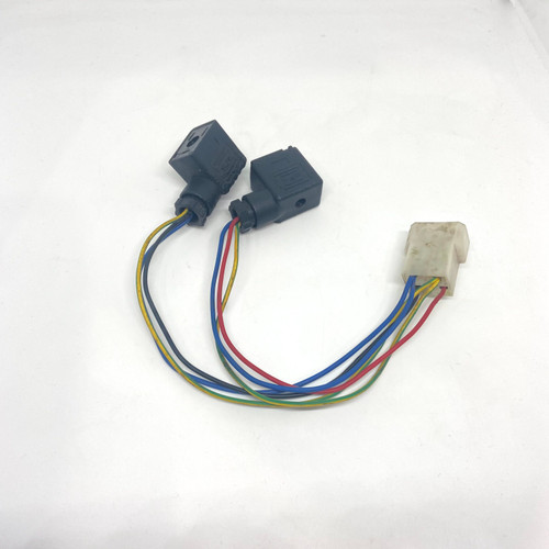 Twin Solenoid Coil Harness(Preloved) to suit Parker, CEME & OLAB