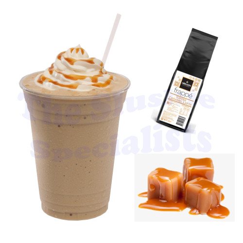 Iced Toffee Caramel Latte Frappe 1kg Bag