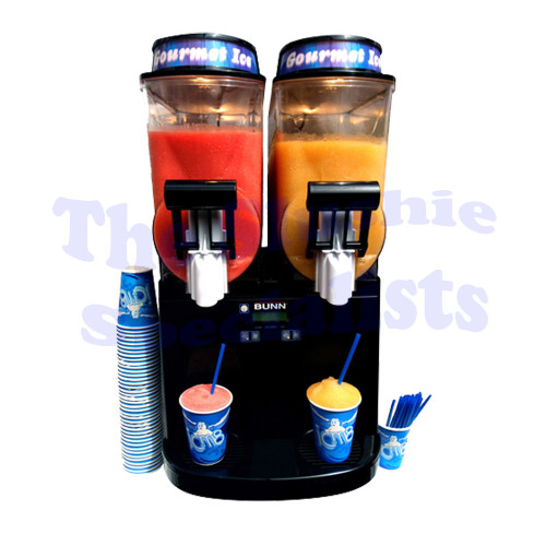BUNN ULTRA 2 Slushie Machine - Reco