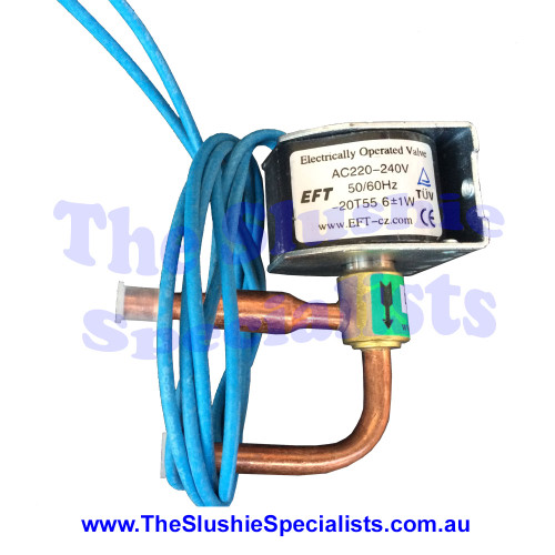 ASC Solenoid Valve with Electro Coil, 9508622028