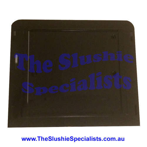 SPM Rear Cover Black