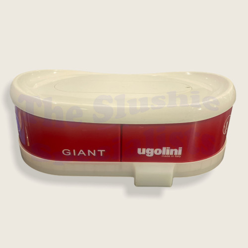 Ugolini Giant - Light Box White w Red Decals