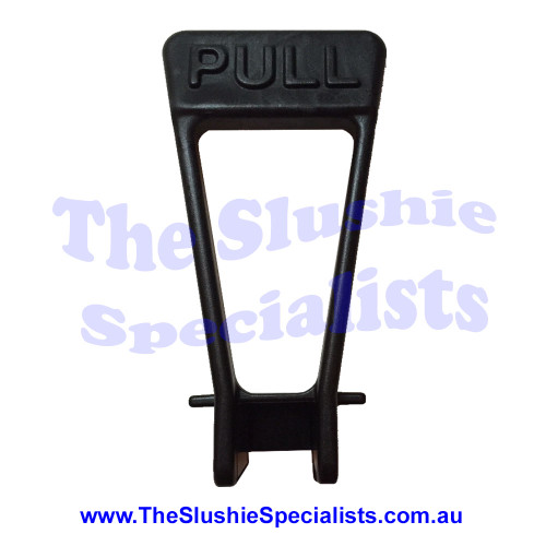 SPM Tap Handle Black PULL - 02.BA0003.01N