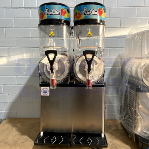 Sencotel GHZ Twin Bowl Reco Slushie Machine