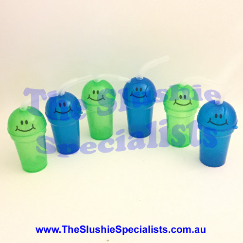 Sippa Cup 200ml Smiley - 12 Pack