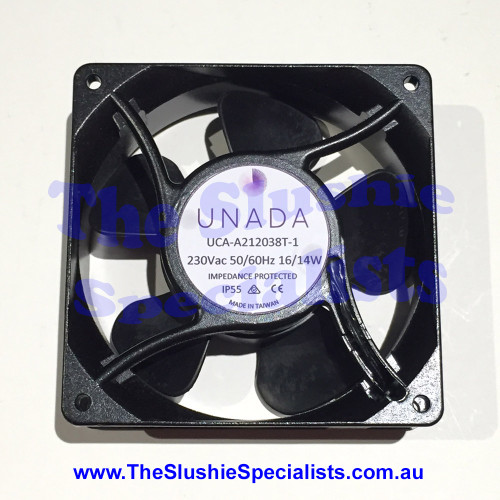 Axial Fan UNADA IP55 - 120x120x38mm