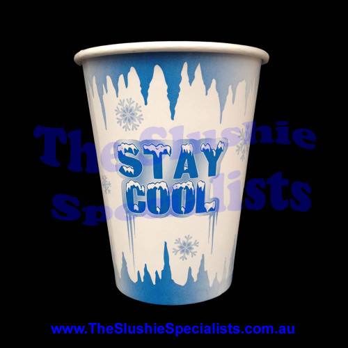 Stay Cool 12oz/350ml Paper Cup