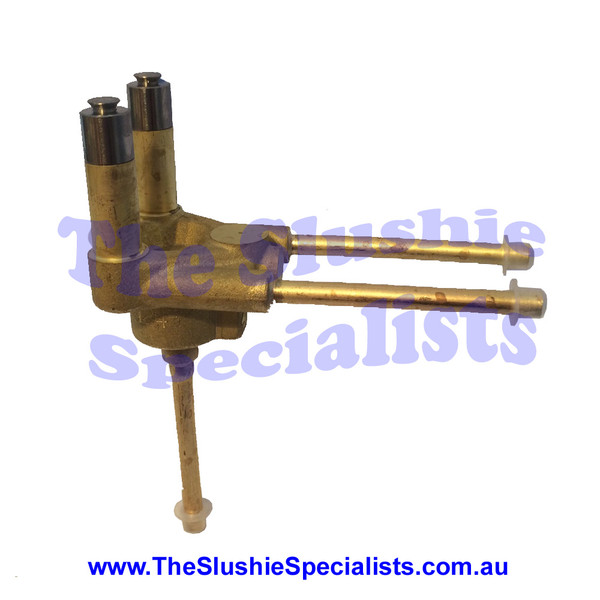 Solenoid Valve Housing Only - Twin