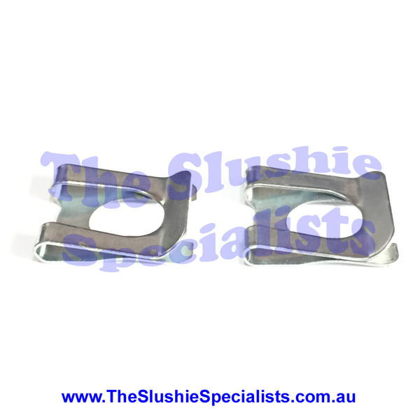 2 x Safety Clip Large - Solenoid Coil retainer 10mm