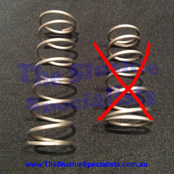 NEW Replacement Tap Spring GT09 60mm - SL320001401