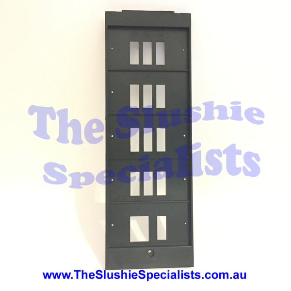 Donper Panel Control Side Plastic Black, 9319080201