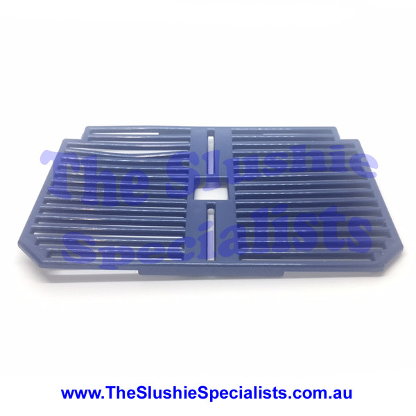 CAB Faby Drip Tray Grill Only - Blue (Type 1 - rectangle)  GV1B Drip Tray The Blue colour Grill has been discontinued and will no longer be available. Currently, we have only 1 Grill left. Manufacturer Part Number: GV1B